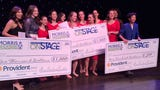 The winners of the 2018 Morristown Onstage! talent contest.