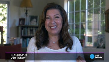 USA TODAY movie critic Claudia Puig as seen in her 'Screening Room' videos at usatoday.com.