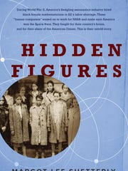 """Hidden Figures"" is a book about African-American math"