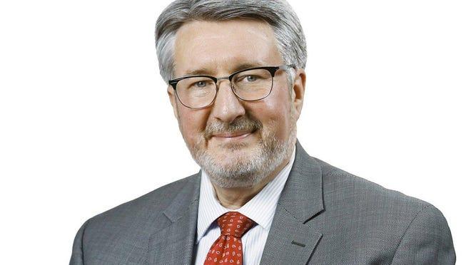 Alan Miller, editor of The Columbus Dispatch.
