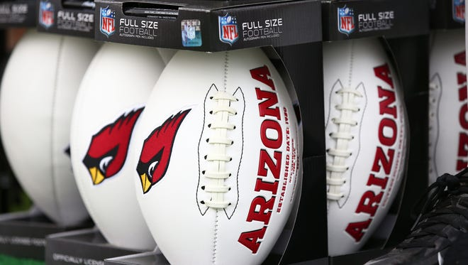 The Cardinals are holding a camp for high school students.