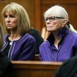 Domestic violence survivor faces ex-husband in court; judge keeps him in jail