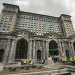 Here's your chance to get inside the Detroit train station