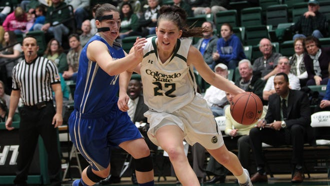 The CSU women's basketball team hosts Air Force at 7 p.m. Wednesday.