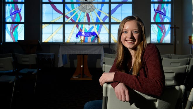 Academic All-Star Breanna Cook of Great Falls Central Catholic High School is deciding between Carroll College in Helena and St. Mary's in North Dakota.