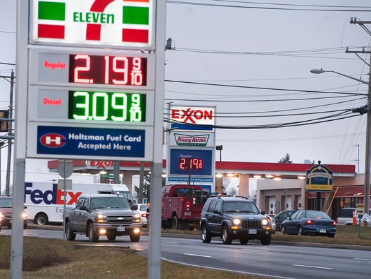 Gas Prices In Virginia >> Diesel fuel still costly despite fall in gas prices