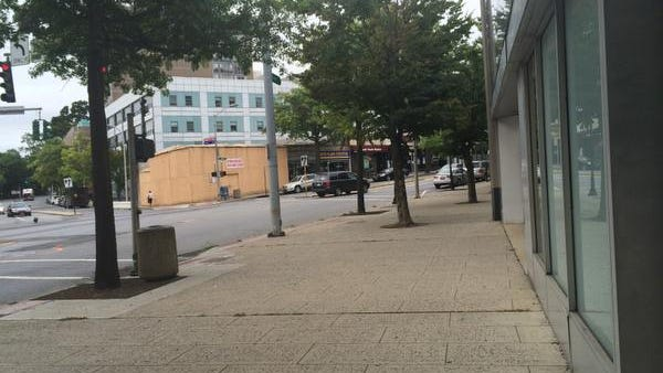 From South Broadway to East Post Road, there are vacant storefronts in White Plains.