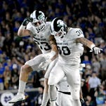 Grading the Spartans' win at Notre Dame