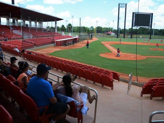 Cocoa Expo Baseball