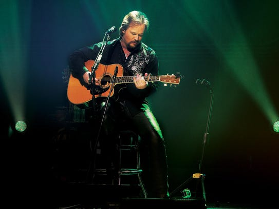 A veteran in the industry, country artist Travis Tritt