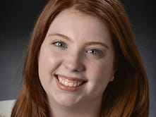 Alyssa Zaczek, Times Media food, dining and beer reporter, photographed May 18, 2016.