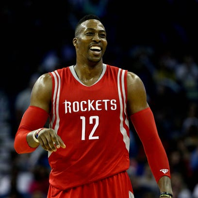 Mar 25, 2015; New Orleans, LA, USA; Houston Rockets