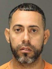 Cesar Mercedes-Paulino, 42, was arrested on Sept. 5,