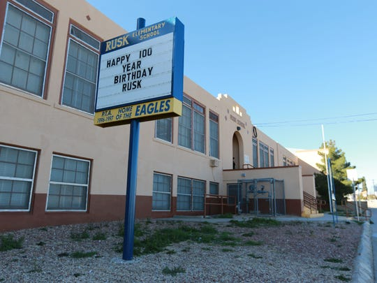 Rusk Elementary School is at 3601 N. Copia St.
