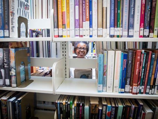 Muncie Public Libraries director Akilah Nosakhere at