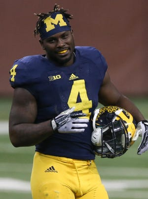 De'Veon Smith rushed for 519 yards in 2014 and 753 last year, but neither season was consistent.