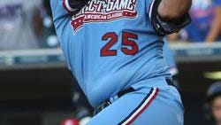 The Kansas City Royals selected Chase Vallot 40th overall in the 2014 MLB draft.