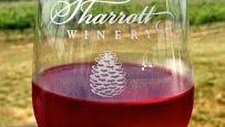 Sharrott Winery in  Hammonton is hosting a wine festival.