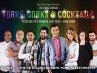 Forks Corks and Cocktails