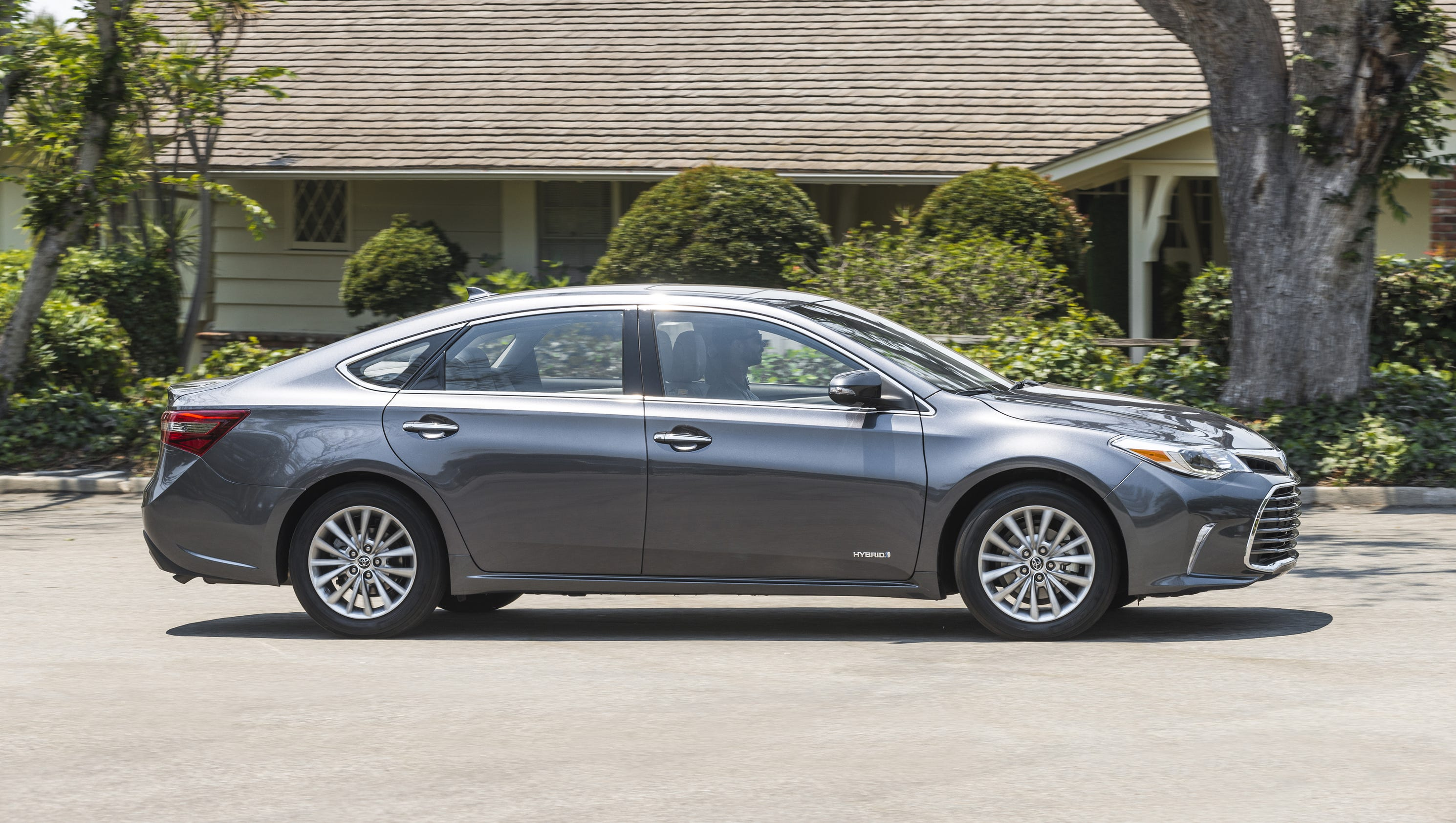 sporty away of the title from toyota a step just is saloon avalon