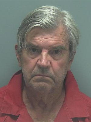 William Gulliver, is in Lee County Jail in a fatal Cape Coral pool hall crash.
