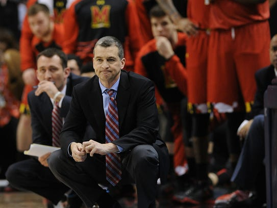 Maryland was a preseason Final Four pick and surged