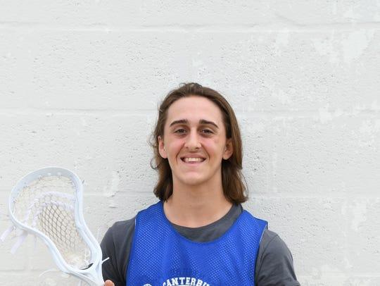 Levi Harmsen, Canterbury lacrosse