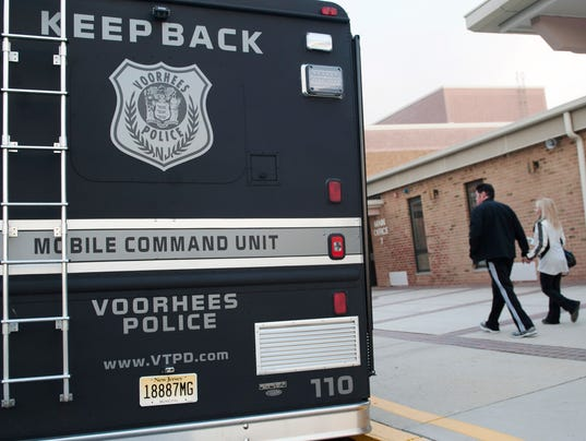 School threats, school safety forum hosted by the Voorhees Police Department