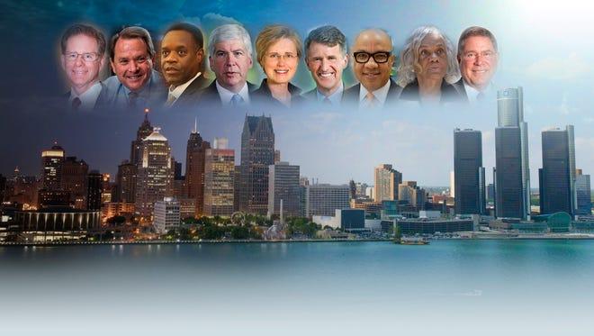 How Detroit was reborn
