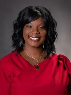 Melissa S. Shivers, vice president for student life at Ohio State University.
