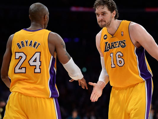official photos 10ae8 cc3f2 NBA Watchability Rankings: No. 24 Los Angeles Lakers