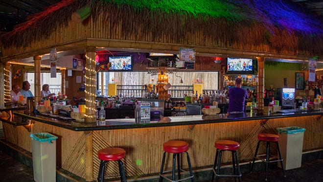 Toucans Tiki Lounge in Palm Springs is undergoing a design makeover but will retain its Tiki vibe.