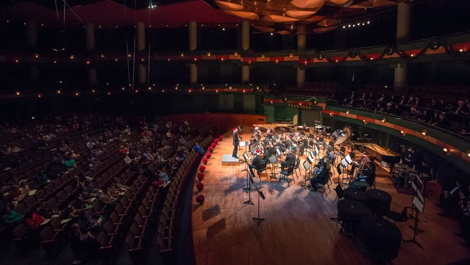The Texas A&M University-Corpus Christi School of Arts, Media & Communication will present its 16th annual Holiday Gala Concert at 7:30 p.m. Friday, Dec. 2., in the Performing Arts Center, 6300 Ocean Drive.