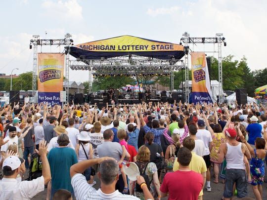 The Ford Arts, Beats and Eats festival racked up more