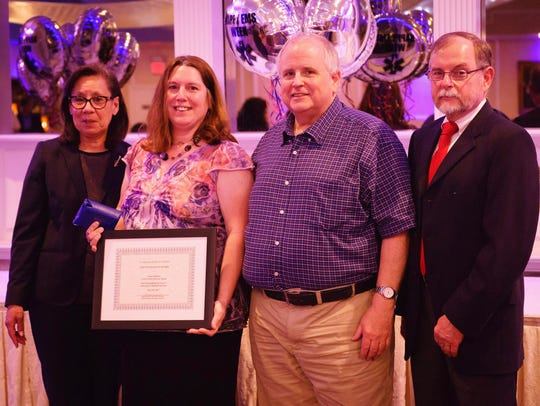 Susan Baldani started working for the Scotch Plains