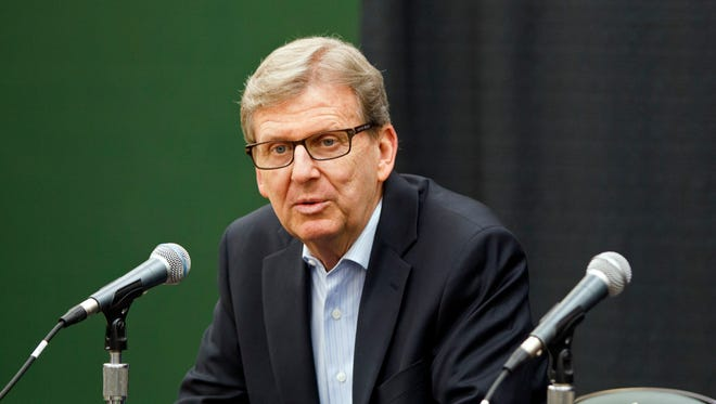 John Hammond will receive a five-year contract from the Orlando Magic.