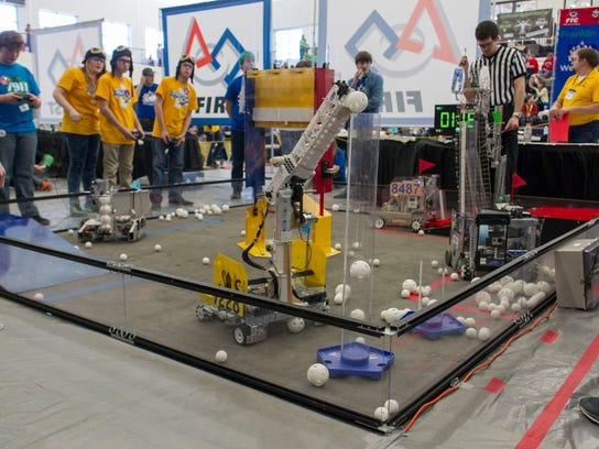 State robotics championship at Lakeview HS on Saturday_03.jpg