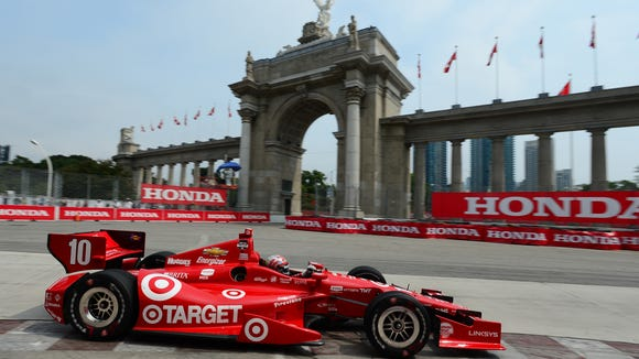 Another race in Toronto is expected when IndyCar releases its 2015 schedule on Thursday.