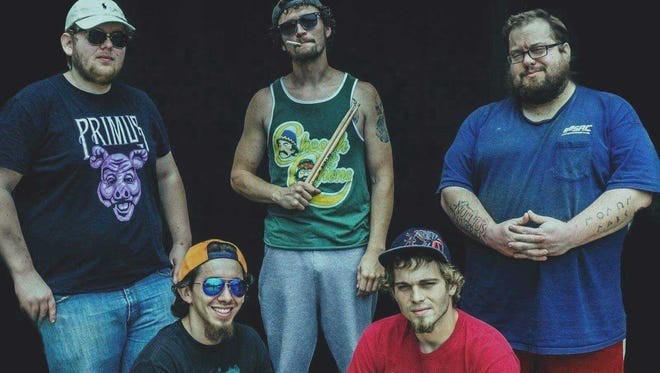 Heavy Richards and Drawing A Blank will perform Saturday at BackBeat Music Company.