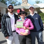 The annual County College of Morris Foundation golf outing fundraiser for the college's scholarship program at Rockaway River Country Club, Monday, Sept. 26, 2016. Denville, NJ.