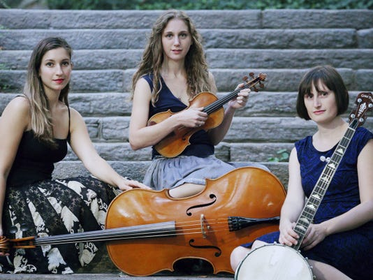 Harpeth Rising will perform in Lancaster as part of the Chestnut House Concerts at 8 p.m. Friday, Jan. 9. Submitted