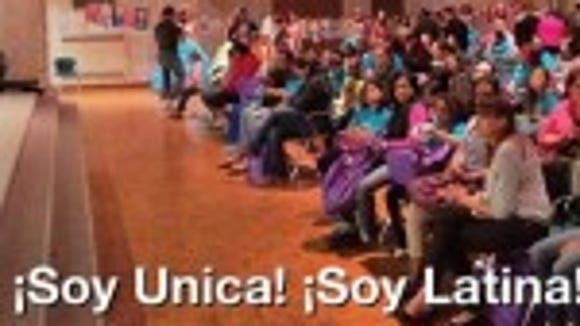 Soy Unica! Soy Latina! 2014