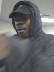 Police are searching for this man in connection with