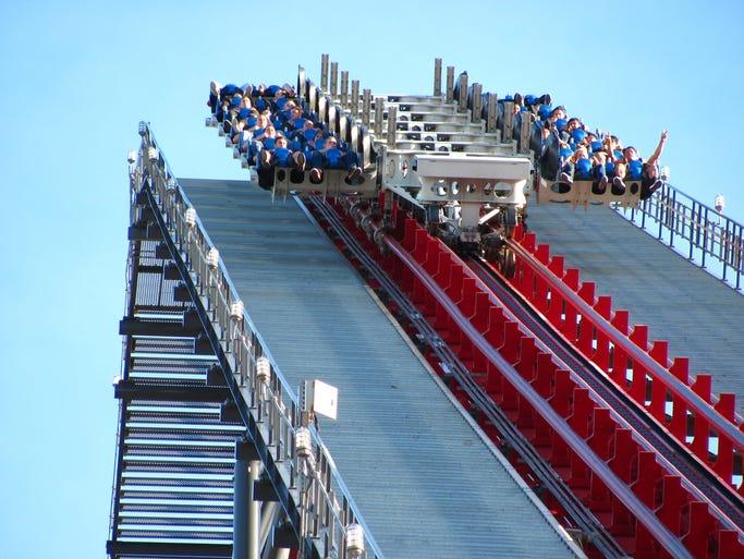 x2 roller coaster seats - photo #33
