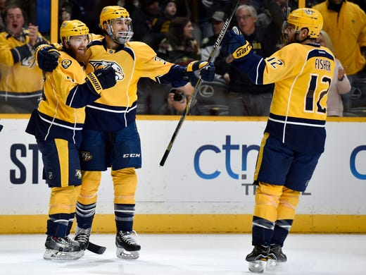 official photos 1256d 64df6 Are Nashville Predators, Tennessee Titans headed to historic ...