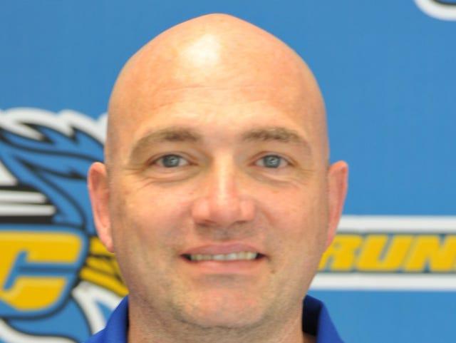 Will Wareham named men's basketball coach at RCGC
