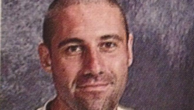 Adam Heller, shown in this 2009 yearbook photo, as a teacher at Fox Lane High School in Bedford.