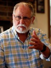 Gil Hostler, Nick's dad