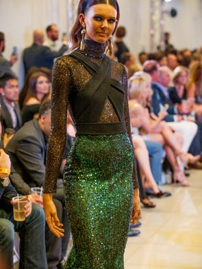 Models, designers and more mingle as Scottsdale Fashion