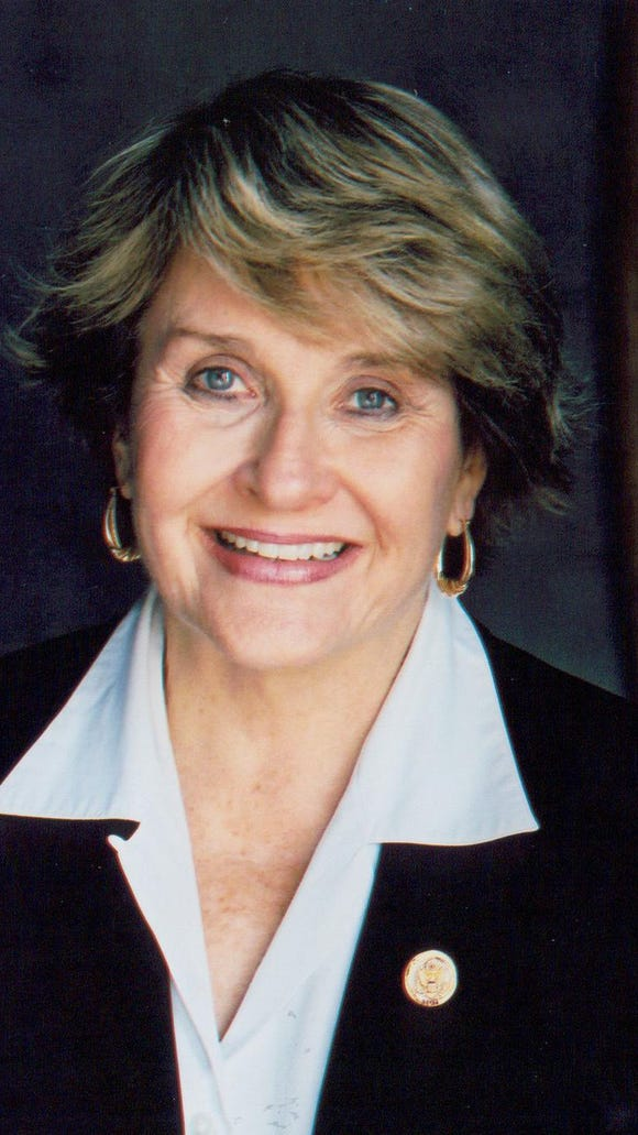 Rep. Louise Slaughter recently met with  widowers who lost their wives to a controversial surgical procedure and updated them on a government investigation into a device associated with the deaths.
